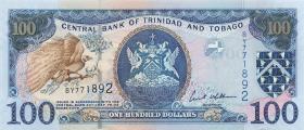 Trinidad & Tobago P.51a 100 Dollars 2006 (1)