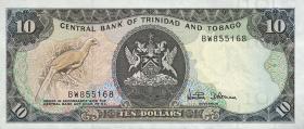 Trinidad & Tobago P.38d 10 Dollars (1985) (1)