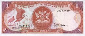 Trinidad & Tobago P.36d 1 Dollar (1985) (1)