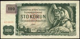 Tschechien / Czech Republic P.01c 100 Kronen (1993) (3)