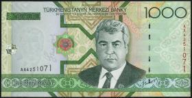 Turkmenistan P.20 1000 Manat 2005 (1)