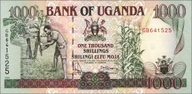 Uganda P.36a 1000 Schillings 1994 (1)