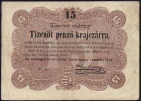 Ungarn / Hungary P.S121 1 Pengö Kreuzer 1848 (3)