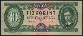 Ungarn / Hungary P.164 10 Forint 1949 (3)