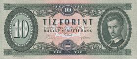 Ungarn / Hungary P.168d 10 Forint 1969 (1)