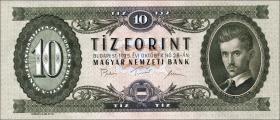 Ungarn / Hungary P.168e 10 Forint 1975 (1)