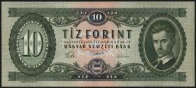 Ungarn / Hungary P.168a 10 Forint 1957 (1)