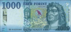 Ungarn / Hungary P.neu 1000 Forint 2017 (1)