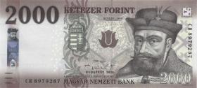 Ungarn / Hungary 2000 Forint 2020 (1)
