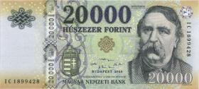 Ungarn / Hungary 20000 Forint 2020 (1)