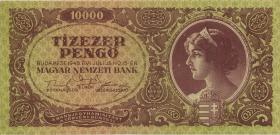 Ungarn / Hungary P.119a 1000 Pengö 1945 (1/1-)