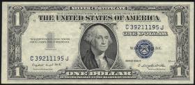 USA / United States P.416NM 1 Dollar 1935 G (1)