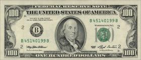 USA / United States P.495 100 Dollars 1993 (1)