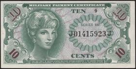 USA / United States P.M58 10 Cents (1965) (1)
