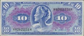 USA / United States P.M56 10 Dollars (1964) (1/1-)