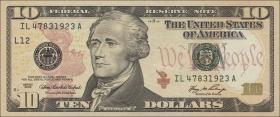 USA / United States P.525 10 Dollars 2006 (1)