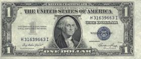 USA / United States P.416D2e 1 Dollar 1935 E (1)