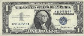 USA / United States P.419 1 Dollar 1957 (1)
