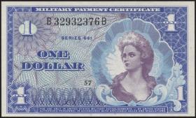 USA / United States P.M68 1 Dollar (1968) (1)