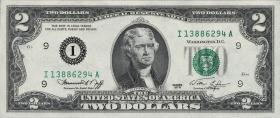 USA / United States P.461 2 Dollars 1976 (1)