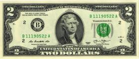 USA / United States P.neu 2 Dollars 2013 B (1)