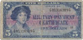 USA / United States P.M48 5 Dollars (1961) (5)