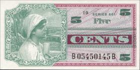USA / United States P.M64 5 Cents (1968) (1/1-)