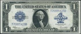 USA / United States P.342 1 Dollar 1923 Silver Dollar (1)