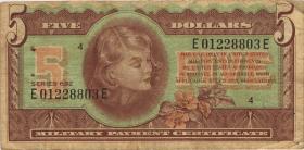 USA / United States P.M96 5 Dollars (1970) (3)