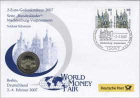 V-143.2 • Mecklenburg-Vorpommern >World Money Fair
