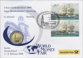 V-201.2 • Bundesland Hamburg >World Money Fair