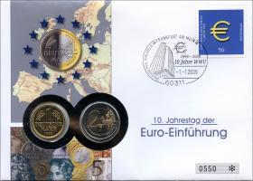 V-251 • 10. Jahrestag der Euro-Einführung