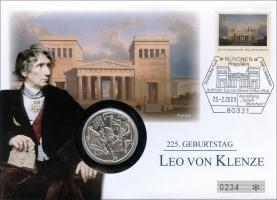 V-268 • 225. Geburtstag Leo von Klenze