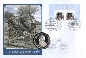 V-269 • 175. Geburtstag Gottlieb Daimler