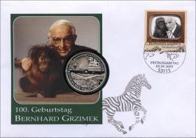V-271 • 100. Geburtstag Bernhard Grzimek
