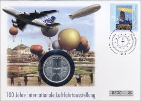 V-284.2 • 100 J. Intern. Luftfahrtausstellung ILA
