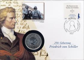 V-305.2 • 250. Geburtstag Friedrich von Schiller