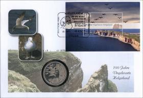 V-318 • 100 Jahre Vogelwarte Helgoland
