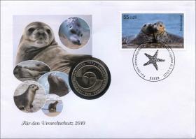 V-320 • Für den Umweltschutz 2010 - Robben