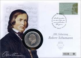 V-321 • 200. Geburtstag Robert Schumann
