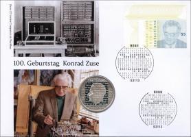 V-327 • 100. Geburtstag Konrad Zuse > PP-Ausgabe