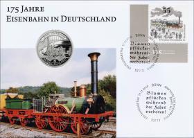 V-347 • 175 Jahre Eisenbahn in Deutschland >PP