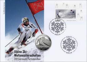 V-349 • Ski-WM 2011 in Deutschland >PP-Ausgabe