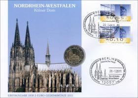 V-356 • Nordrhein-Westfalen Kölner Dom > F
