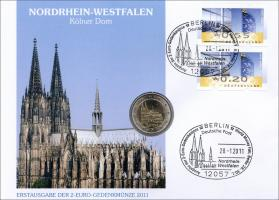 V-358 • Nordrhein-Westfalen Kölner Dom > J