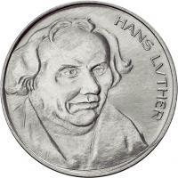 DDR-Medaille Hans Luther V-014