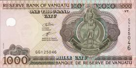 Vanuatu P.10b 1000 Vatu (2002) (1)