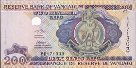 Vanuatu P.08a 200 Vatu (1995) (1)
