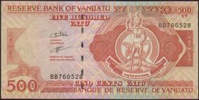 Vanuatu P.05b 500 Vatu (2006) (1)