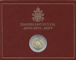 Vatikan 2 Euro 2004 75 Jahre Vatikanstadt